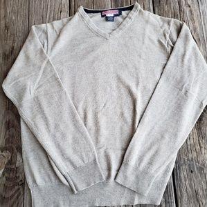 Vineyard Vines Vneck Sweater Size Large